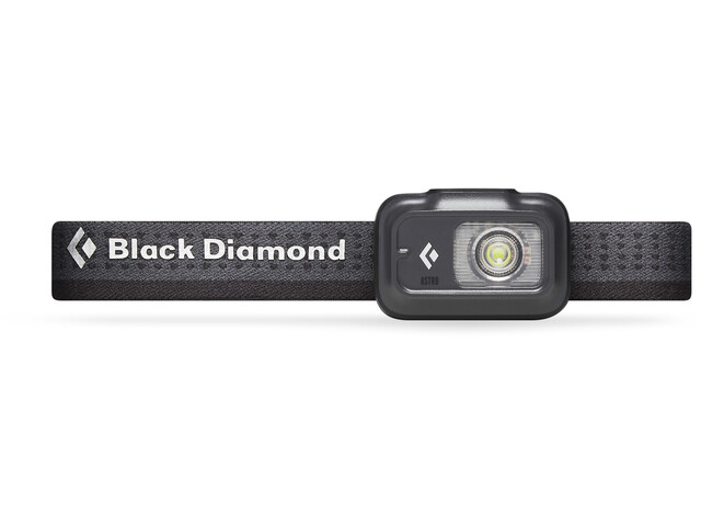 Black Diamond Astro 175 Pandelampe, graphite